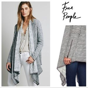 French Terry In The Loop Cardi